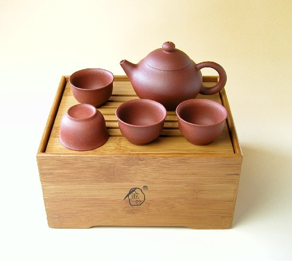 初めて揃える中国茶器